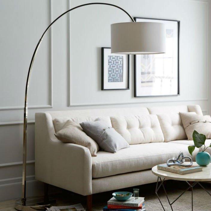 Contemporary Living Room Lamps Luxury 5 Modern Floor Lamp for Elegant Living Room Ideas