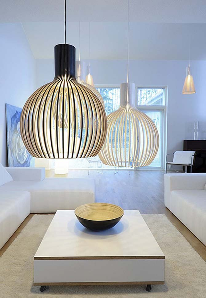 Contemporary Living Room Lights Beautiful Stylish Pendant Living Room Lamps