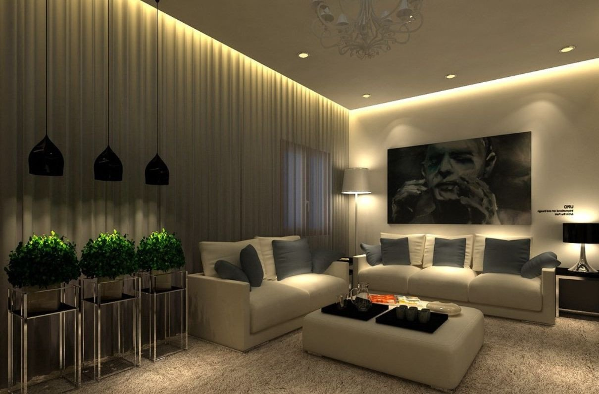 Contemporary Living Room Lights Best Of Best Living Room Designs Ideas & Decors for Home