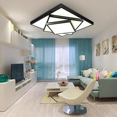 Contemporary Living Room Lights Lovely Ecolight™ Square Flush Mount Led Modern Contemporary Living Room Ceiling Light Bedroom Kids Room