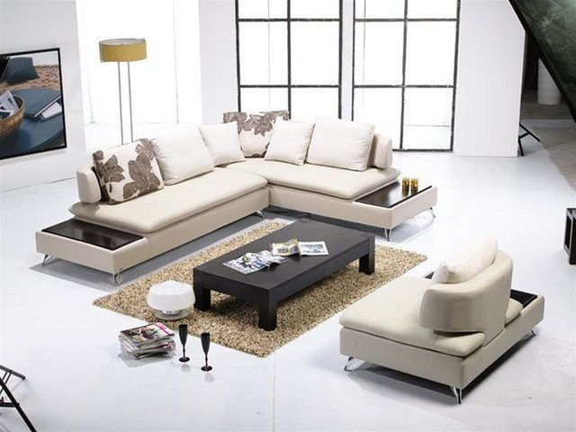 Contemporary Living Room sofas Elegant Luxurious Italian Leather Living Room Furniture Contemporary Sectional sofas Miami by