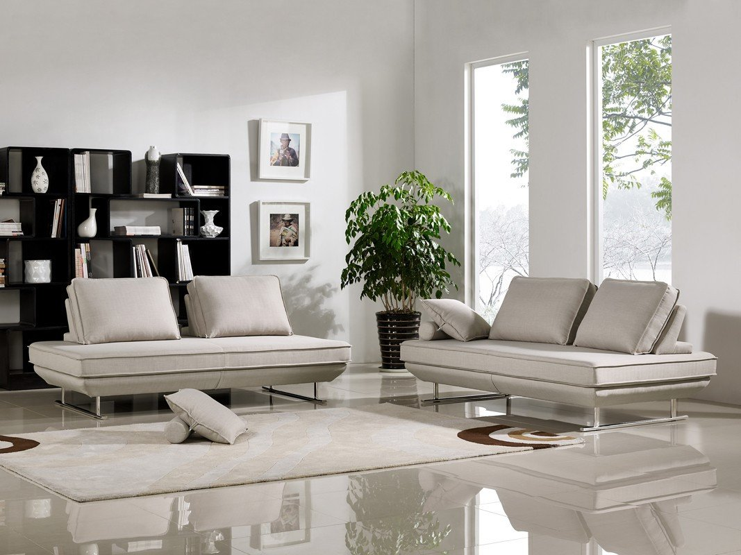 Contemporary Living Room sofas Inspirational 6 Basic Rules for Modern Living Room Furniture Arrangement La Furniture Blog