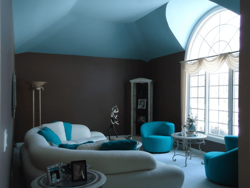 Contemporary Living Room Turquoise Awesome 10 Turquoise Room Decorations Aqua Exoticness Ideas and Inspiration