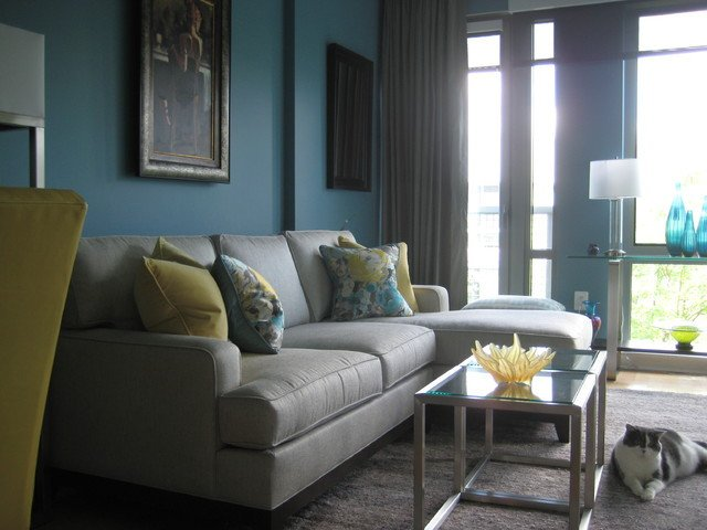 Contemporary Living Room Turquoise Best Of Turquoise and Yellow Living Room