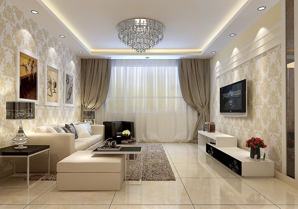 Contemporary Living Room Wallpaper Awesome Modern Wallpapers for Living Rooms