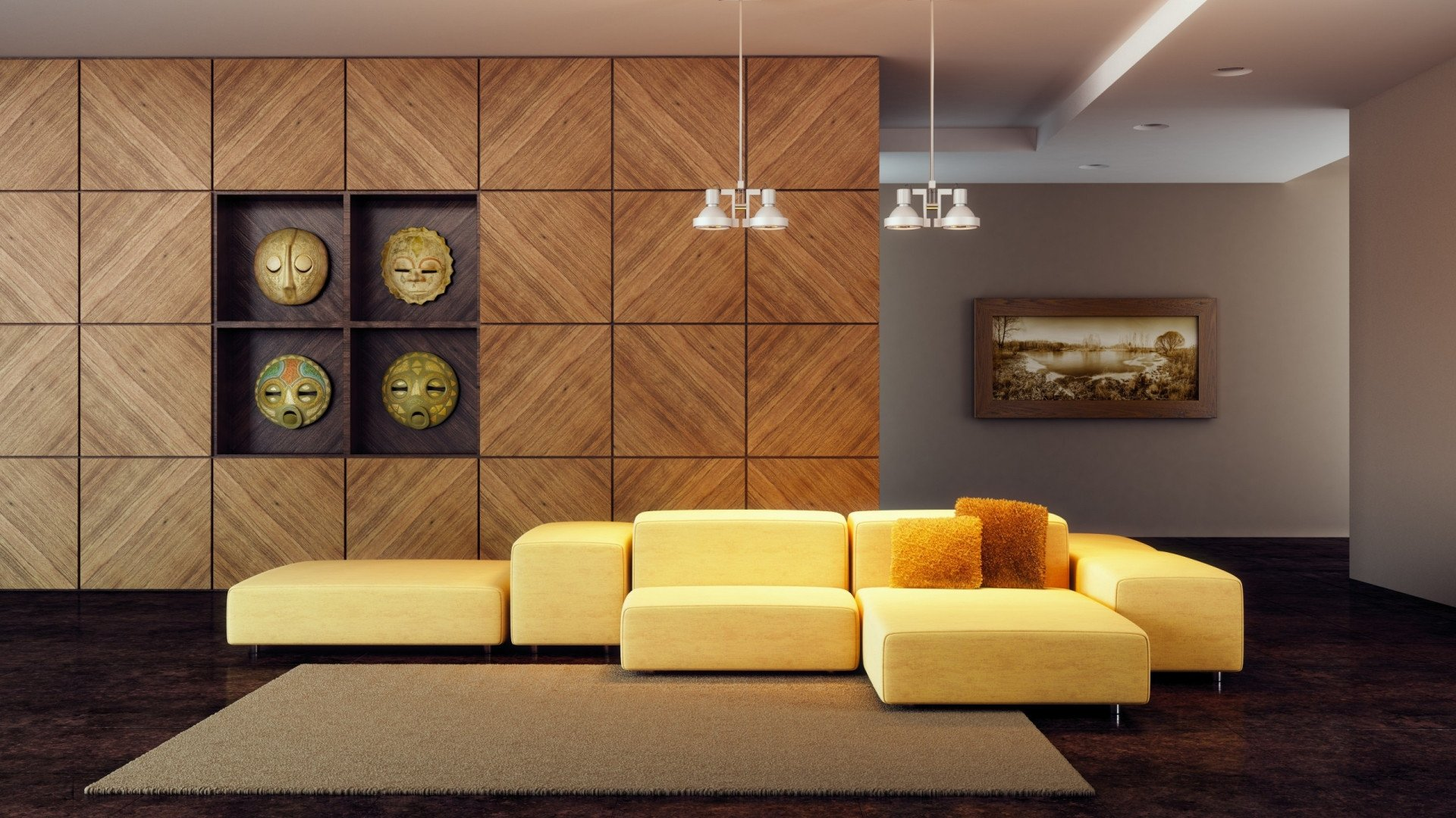 Contemporary Living Room Wallpaper Awesome Wallpaper Modern Living Room Wallpapers