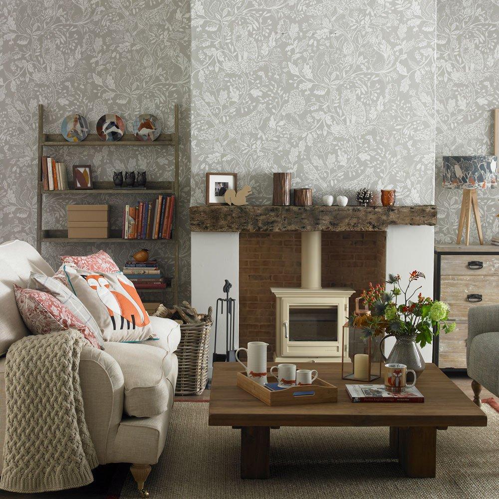 Contemporary Living Room Wallpaper Luxury Living Room Wallpaper – Wallpaper for Living Room – Grey Wallpaper