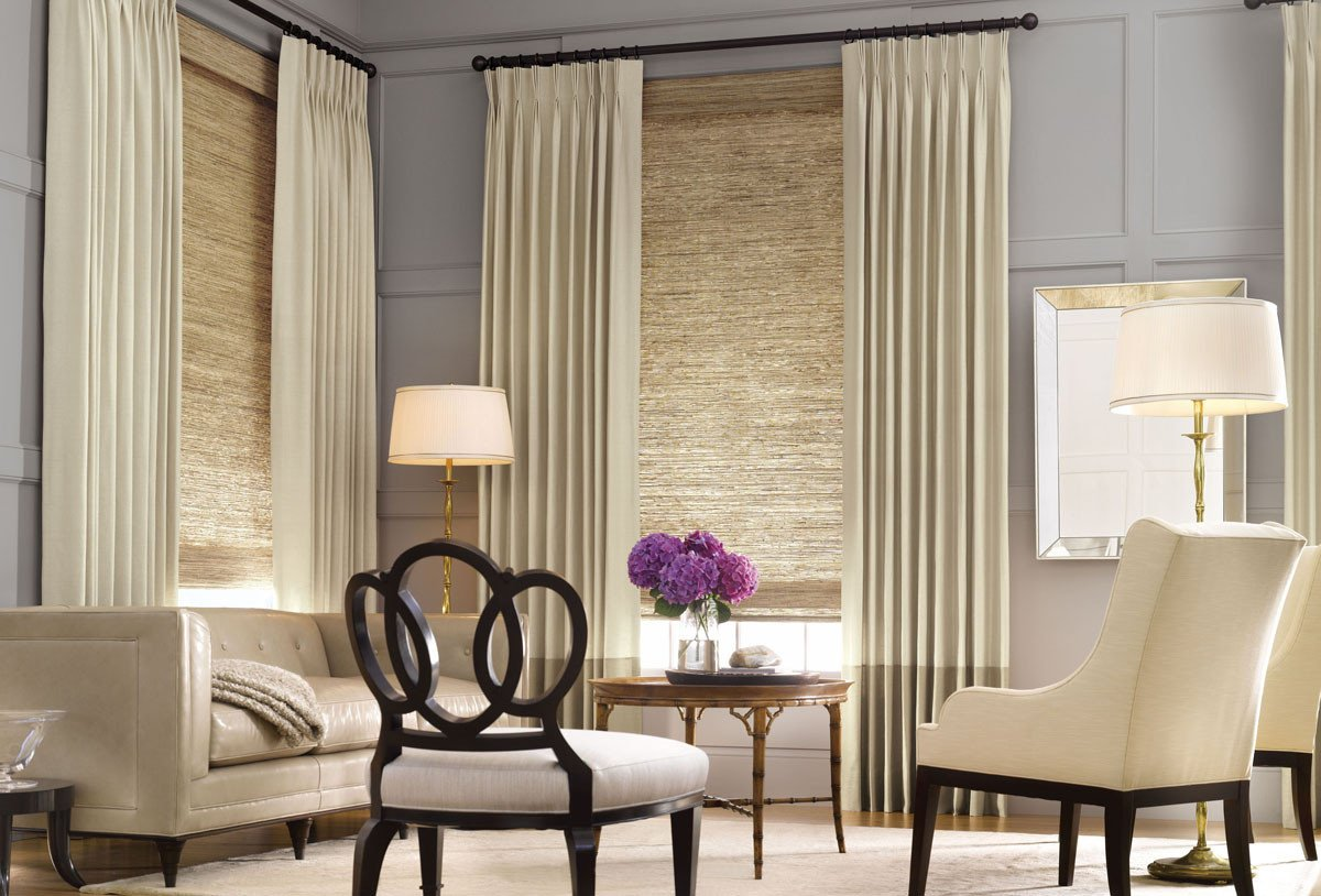 Decorative Modern Window Treatments Ideas InOutInterior