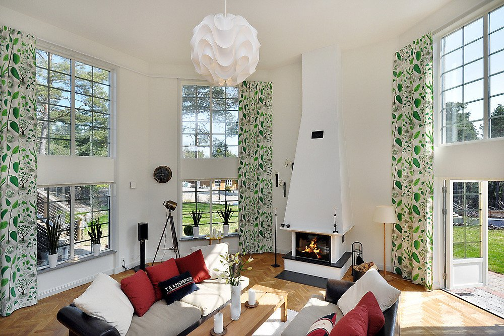 Contemporary Living Room Window Treatments Best Of 20 Different Living Room Window Treatments