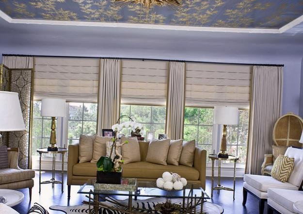 Contemporary Living Room Window Treatments Fresh 25 Roman Shades and Curtain Ideas to Harmonize Modern Living Rooms with Window Coverings