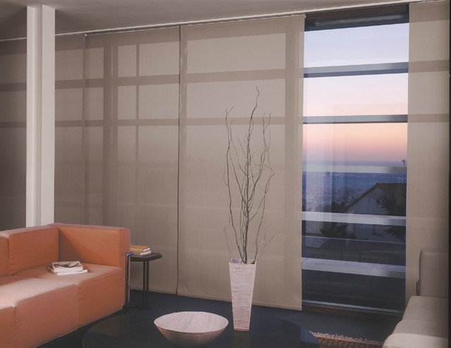 Contemporary Living Room Window Treatments Inspirational Window Treatments Modern Living Room Miami by Kathryn Interiors Inc