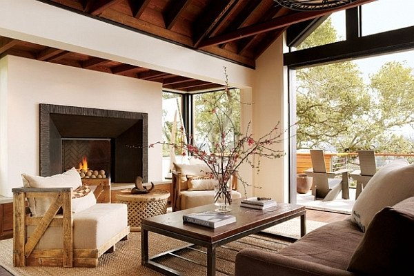 Contemporary Rustic Living Room Awesome 25 Rustic Living Room Design Ideas for Your Home