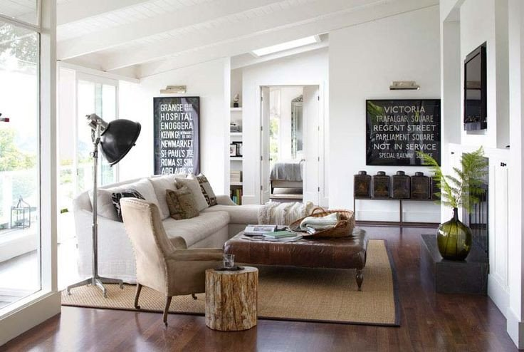 Contemporary Rustic Living Room Elegant 25 Homely Elements to Include In A Rustic Décor