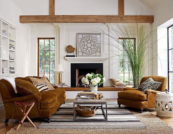 Contemporary Rustic Living Room Luxury Modern Living Room with Rustic Accents Several Proposals and Ideas