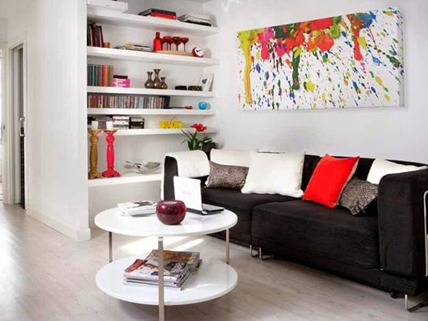 Contemporary Small Living Room Ideas Luxury 15 Space Saving Ideas for Modern Living Rooms 10 Tricks to Maximize Small Spaces