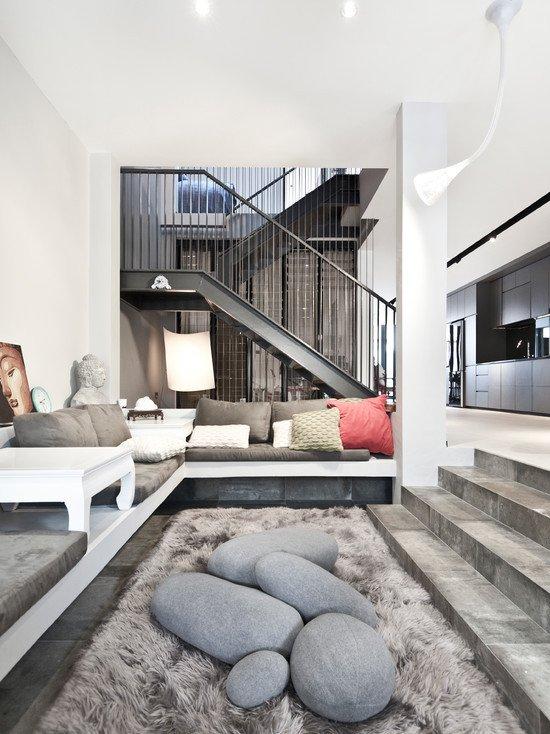 Contemporary Style Living Room Luxury 80 Ideas for Contemporary Living Room Designs