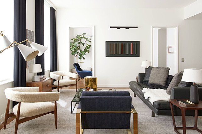 Contemporary Style Living Room Luxury Contemporary Vs Modern Interior Design Everything to Know
