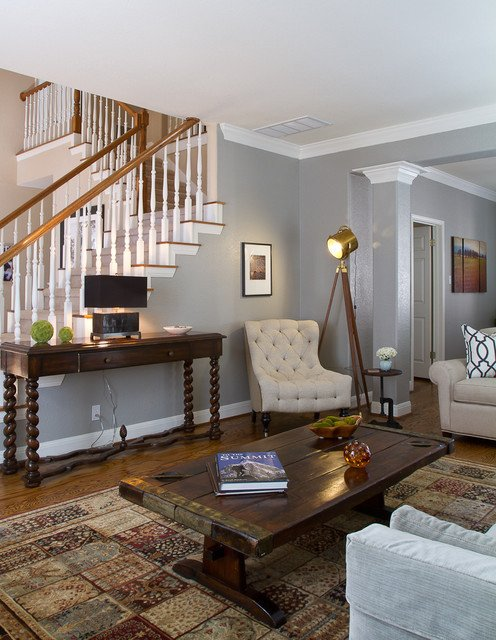 Contemporary Traditional Living Room Best Of Modern Eclectic Living Room by Darbyshire Designs Traditional Living Room Austin by