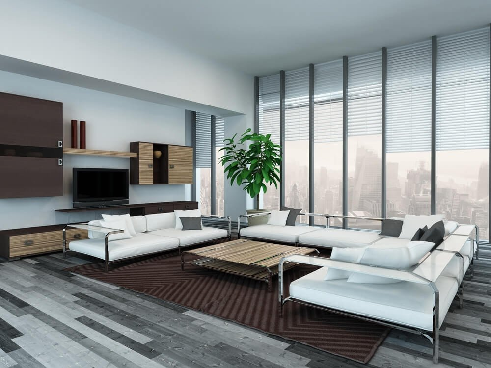 Contemporary White Living Room Awesome 45 Contemporary Living Rooms with Sectional sofas