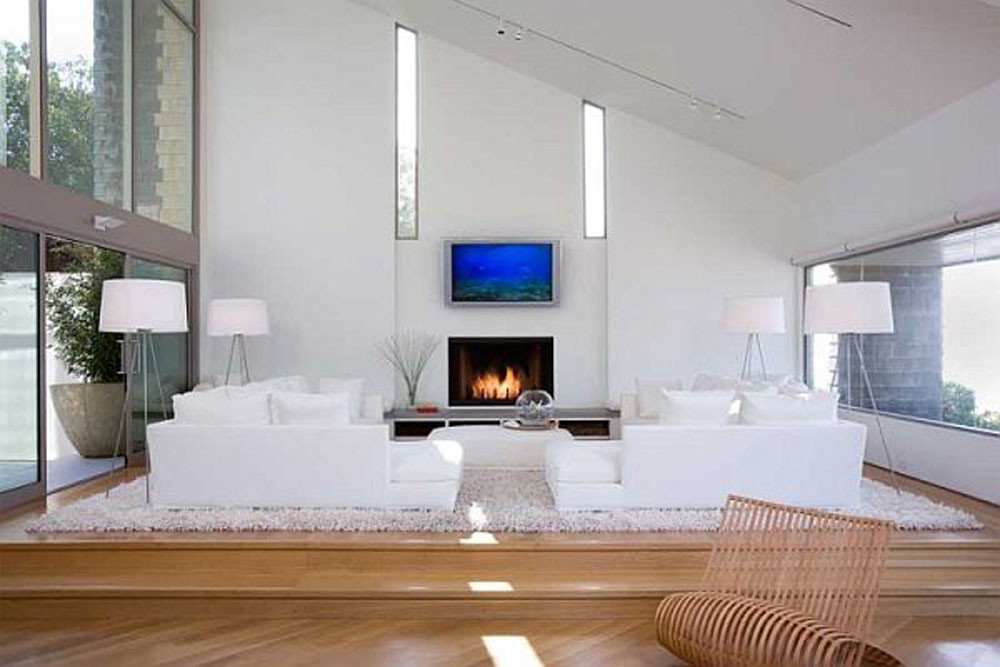 Contemporary White Living Room Best Of 20 Gorgeous Contemporary Living Room Design Ideas