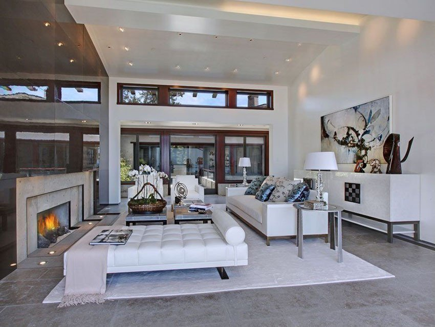 Contemporary White Living Room Elegant 45 Beautifully Decorated Living Rooms Designing Idea