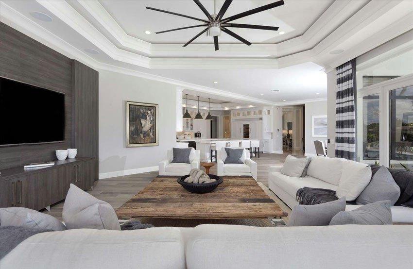 Contemporary White Living Room Elegant Contemporary Living Room Ideas Decor & Designs Designing Idea
