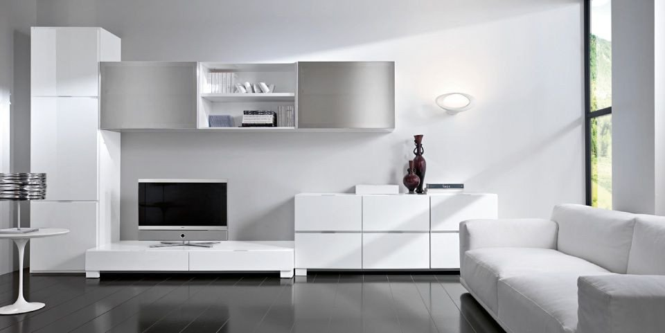 Contemporary White Living Room Elegant Simply White Living Room Ideas Abpho