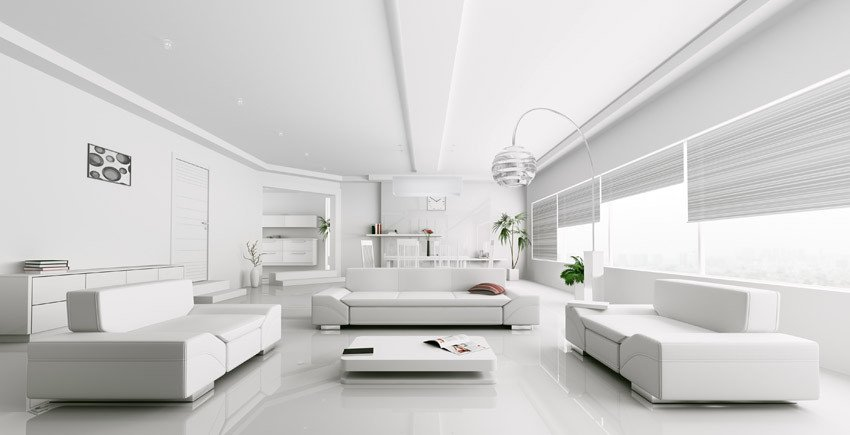 Contemporary White Living Room New 60 Stunning Modern Living Room Ideas S Designing Idea