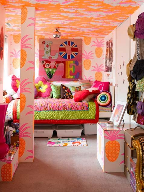 Cool Room Decor for Girls Awesome 90 Cool Teenage Girls Bedroom Ideas