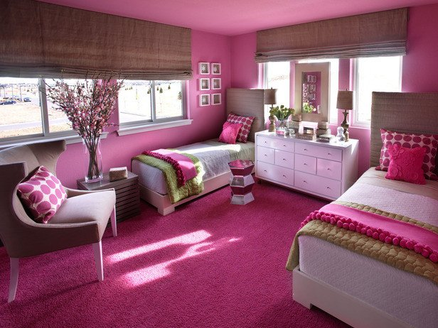 Cool Room Decor for Girls Elegant 15 Cool Ideas for Pink Girls Bedrooms