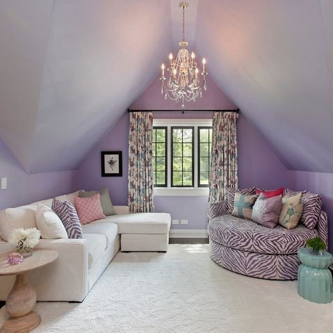 Cool Room Decor for Girls Luxury 25 Dreamy attic Bedrooms