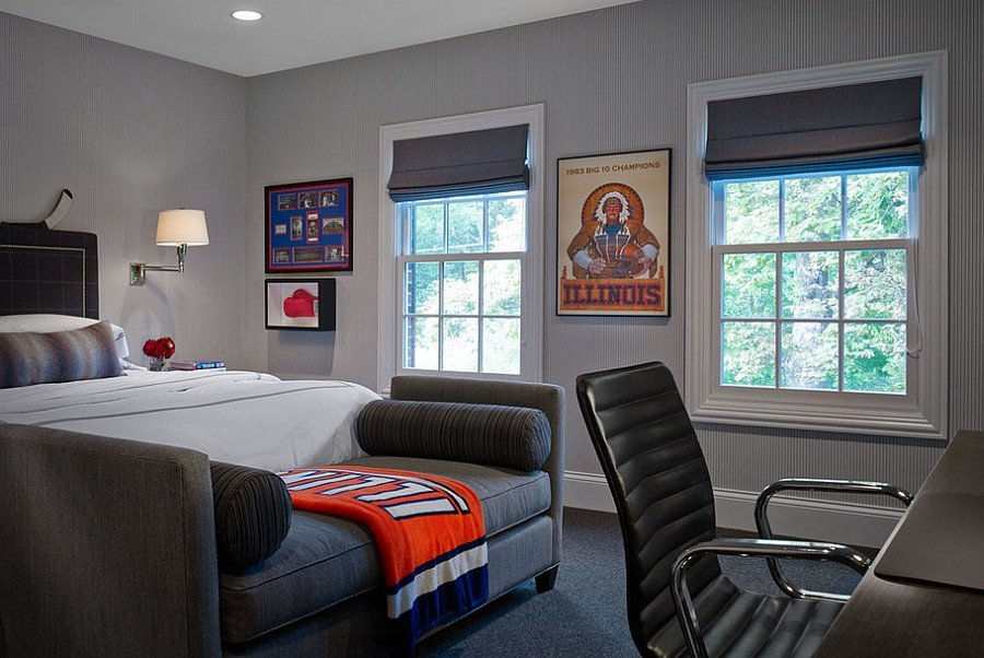 Cool Room Decor for Guys Best Of Masculine Bedroom Ideas Design Inspirations S and Styles