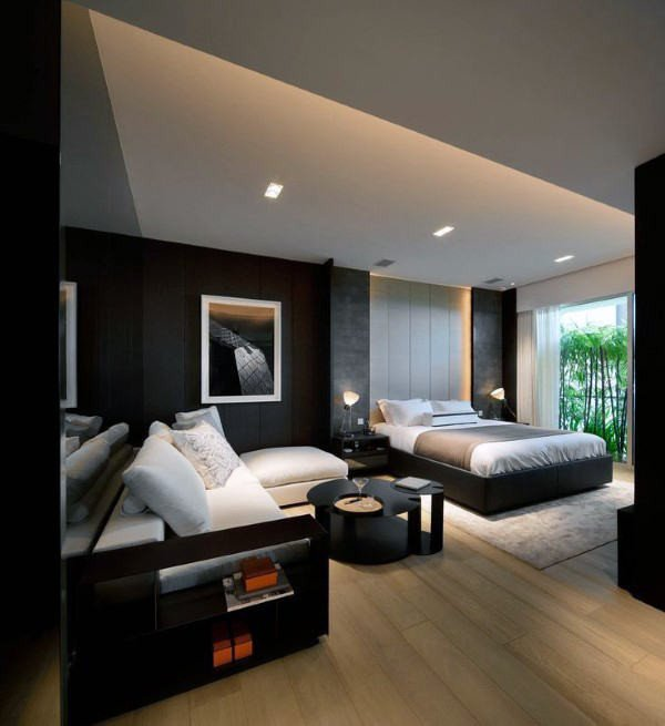 Cool Room Decor for Guys Elegant 60 Men S Bedroom Ideas Masculine Interior Design Inspiration
