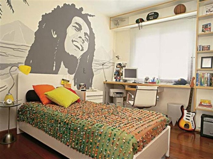 Cool Room Decor for Guys Elegant Bedroom Ideas for Teenage Boys