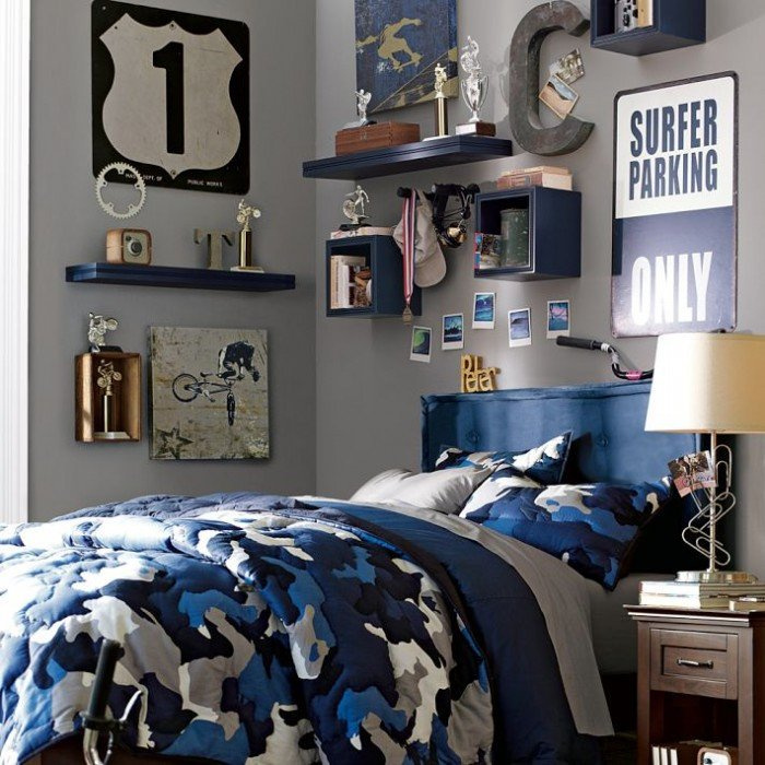 Cool Room Decor for Guys Elegant Boys Room Designs Ideas & Inspiration