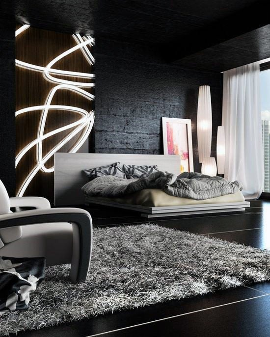 Cool Wall Decor for Guys Elegant 60 Men S Bedroom Ideas Masculine Interior Design Inspiration
