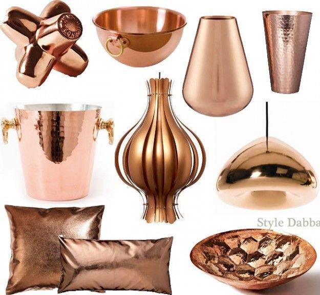 Copper Home Decor and Accessories Fresh Copper Home Decor and Accessories Ode to Rose Gold