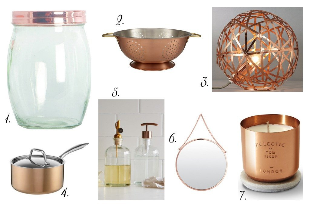 Copper Home Decor and Accessories Inspirational Copper Accessories Archives