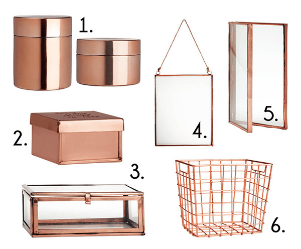Copper Home Decor and Accessories Lovely Getting Inspired by Jonathan Adler