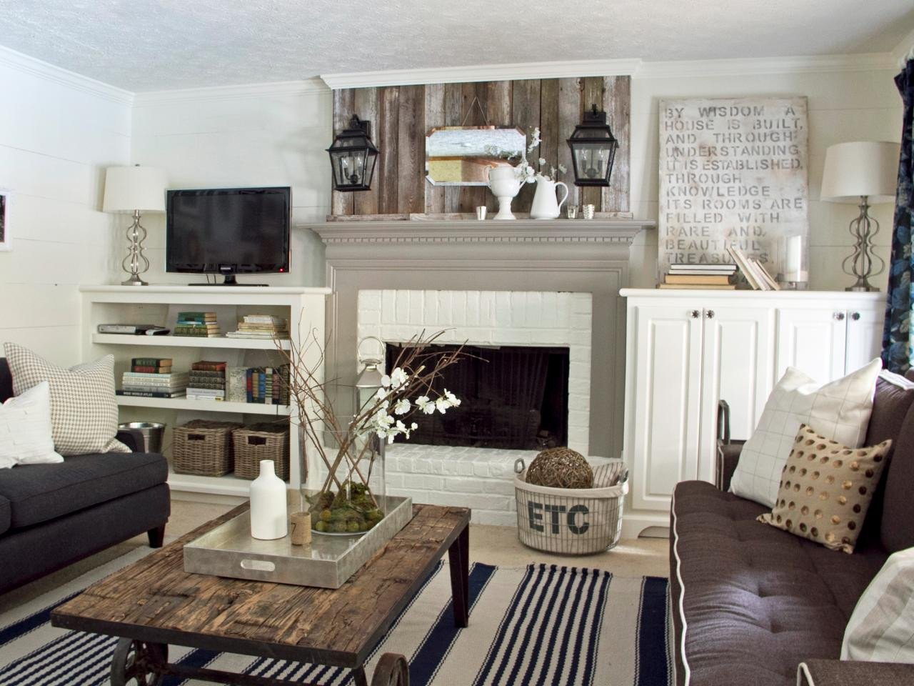 Cottage Living Room Ideas Beautiful Page
