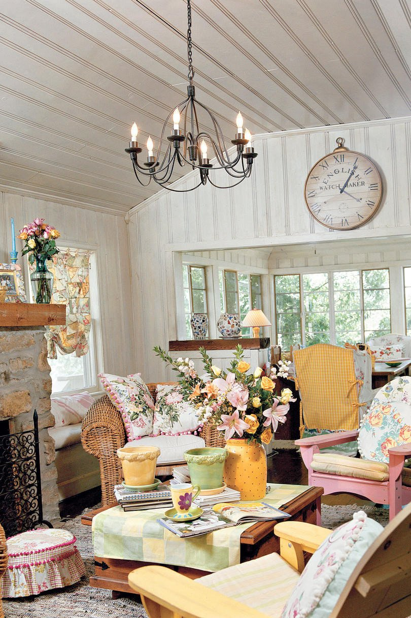 Cottage Living Room Ideas Best Of 106 Living Room Decorating Ideas southern Living