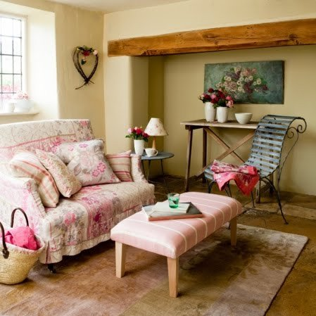 Cottage Living Room Ideas Inspirational Xing Fu English Country Style Decor