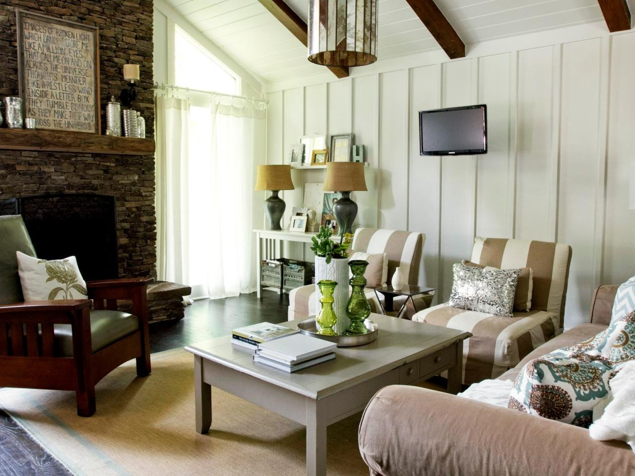 Cottage Living Room Ideas New Rustic Cottage Living Room Milk and Honey Home