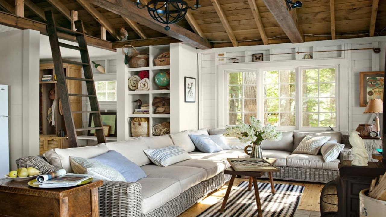 Cottage Living Roomdecorating Ideas Beautiful Small Living Room Lake House Lake House Living Room Decorating Ideas Lake Cottage Design