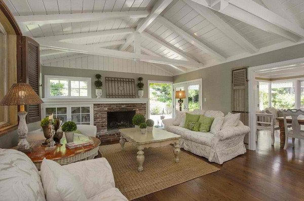 Cottage Living Roomdecorating Ideas Elegant 15 Homey Country Cottage Decorating Ideas for Living Rooms