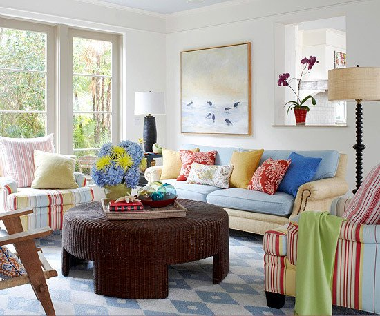 Cottage Living Roomdecorating Ideas Fresh Modern Furniture Colorful Living Rooms Decorating Ideas 2012