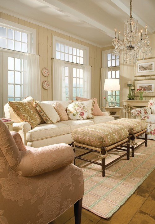 Cottage Traditional Living Room Inspirational A Joyful Cottage 35 Cottage Style Living Rooms that Inspire