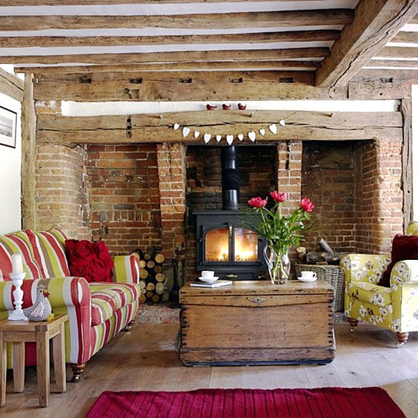 Country Chic Living Room Decor Elegant Country Home Decor with Contemporary Flair