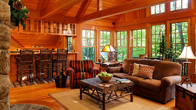 Country Comfortable Living Room Inspirational 15 Warm and Cozy Country Inspired Living Room Design Ideas