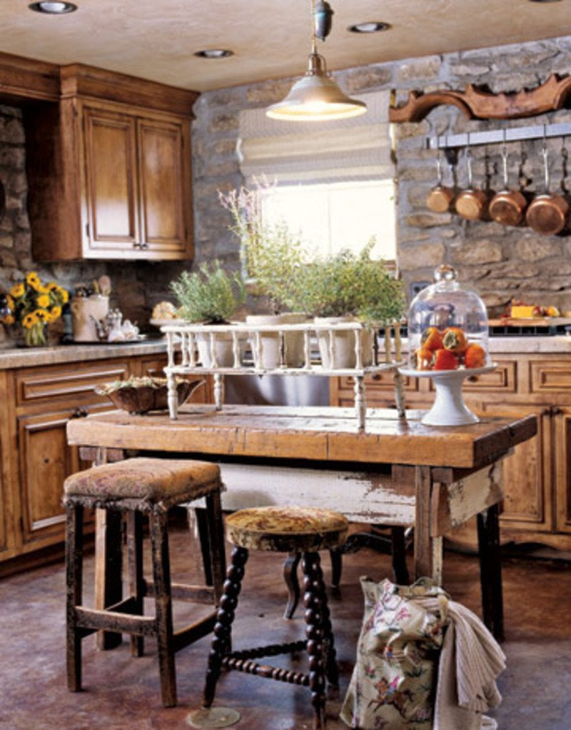 Country Kitchen Wall Decor Ideas Beautiful the Best Inspiration for Cozy Rustic Kitchen Decor Midcityeast